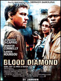 Blood Diamond avec Leonardo Dia Caprio