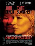 Chronique d'un scandale sur La fin du film