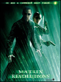 Matrix Revolution sur La fin du film