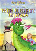 Peter et Elliot le dragon sur La fin du film