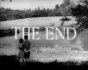 La fin du film sur Domicile conjugal